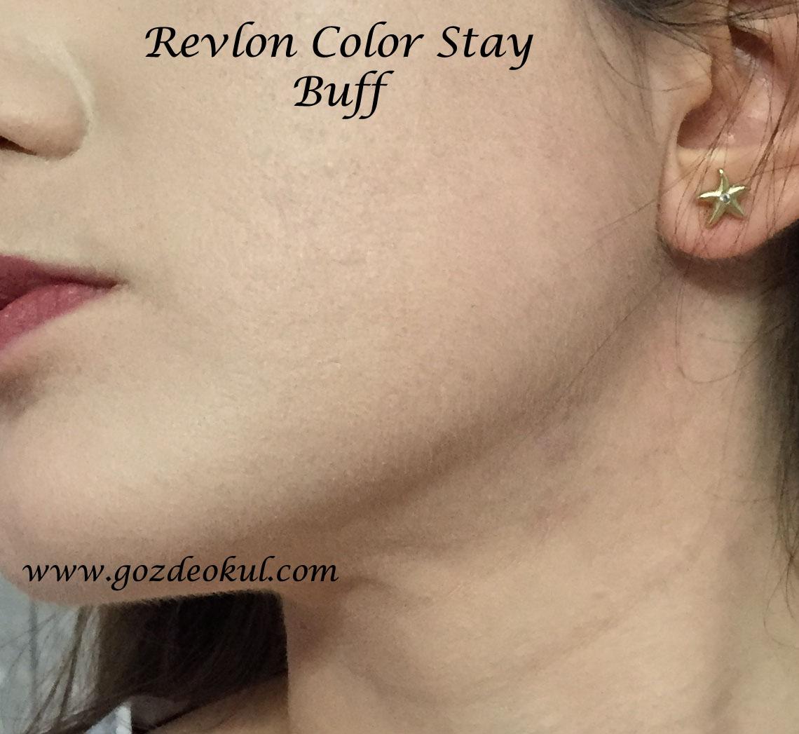 Revlon Color Stay - Buff