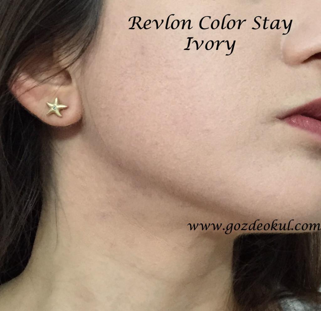 Revlon Color Stay - Ivory